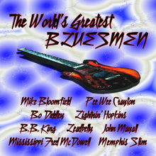 Load image into Gallery viewer, Various Artists - The World's Greatest Bluesmen