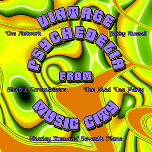 Various Artists - Vintage Psychedelia from Music City