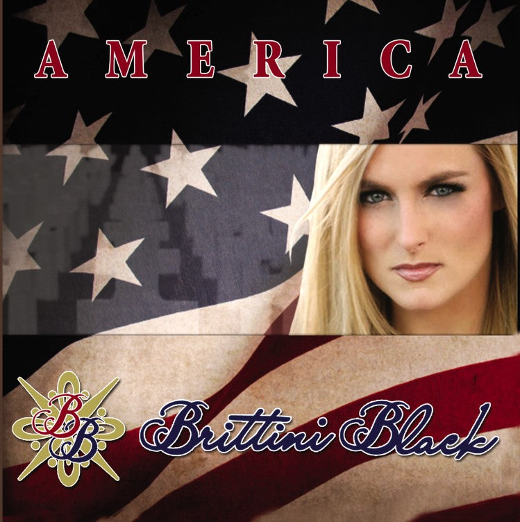 Brittini Black -  America/Freedom Is Not Free