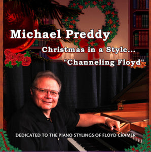 "Michael Preddy - Christmas in a Style ... ""Channeling Floyd"""