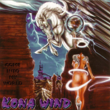 Kona Wind - Come Into My World