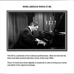 Liberace - When Liberace Winks At Me