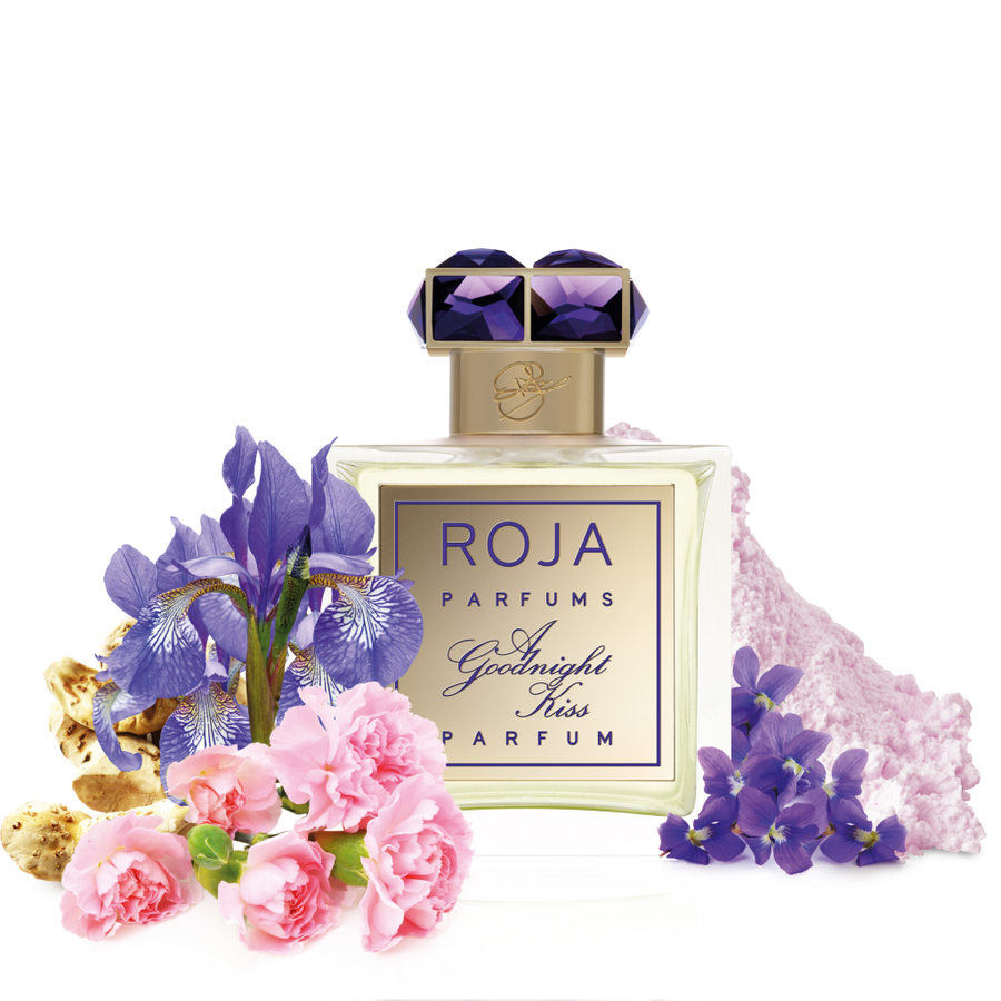 ROJA PARFUMS A GOODNIGHT KISS HAUTE LUXE INGREDIENTS