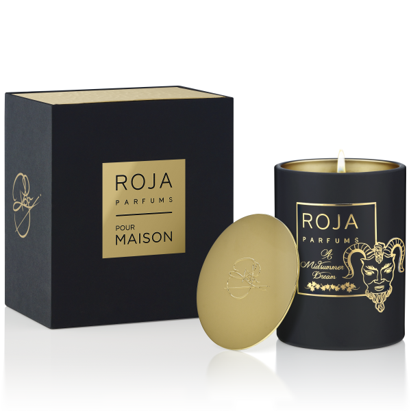 A MIDSUMMER DREAM, CANDLE POUR MAISON EXCLUSIVE 300g
