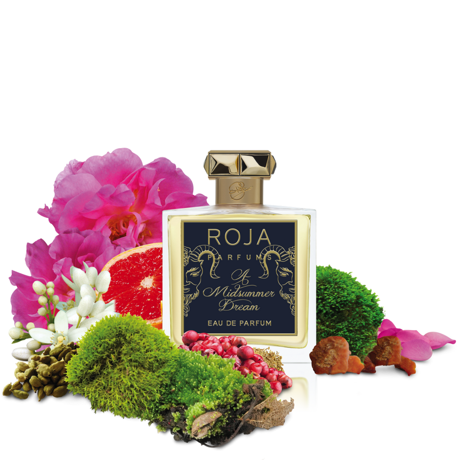 ROJA PARFUMS A MIDSUMMER DREAM, HERITAGE COLLECTION PARFUM