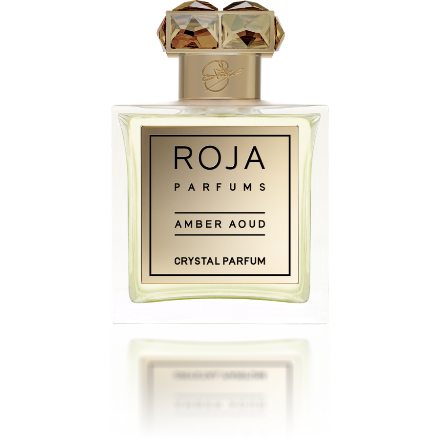 AMBER AOUD COLLECTION AOUD CRYSTAL PARFUM - ROSE FIG & AOUD