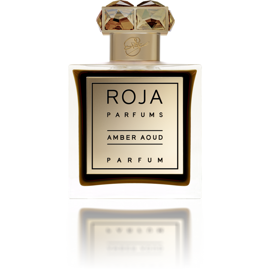 AMBER AOUD COLLECTION AOUD PARFUM - ROSE FIG & AOUD - 100ML