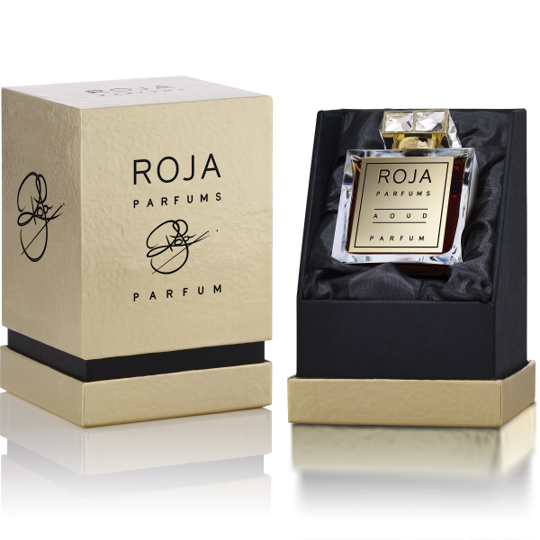 AOUD COLLECTION AOUD PARFUM - ROSE SAFFRON & AOUD - 100ML -