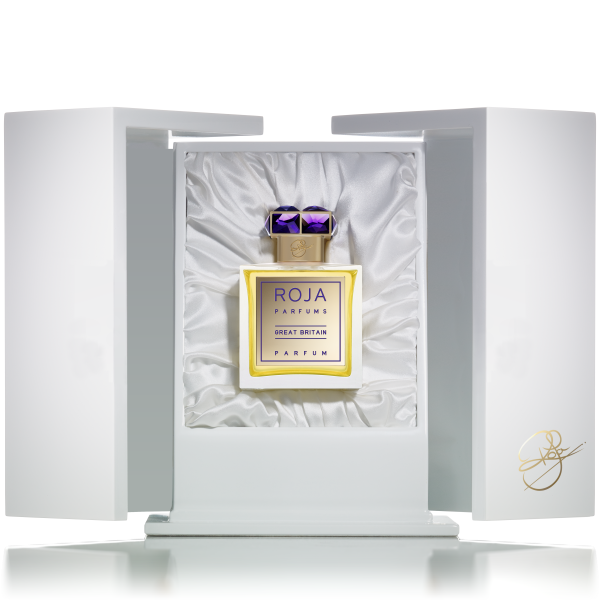 GREAT BRITAIN COLLECTION HAUTE LUXE PARFUM - CLARY SAGE