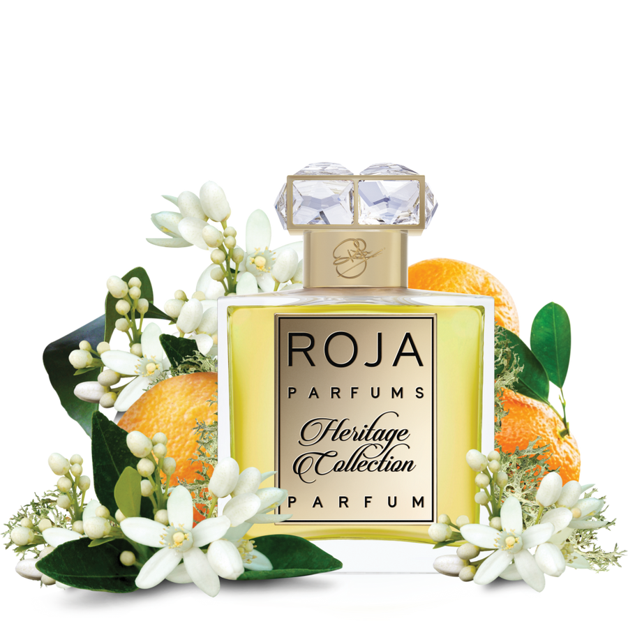 NEROLI HERITAGE COLLECTION - NEROLI ORANGE BLOSSOM & OAKMOSS