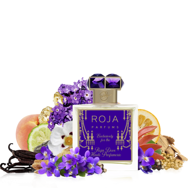 RDHP15 - COLLECTION EXCLUSIVES PARFUM - HELIOTROPE PEACH &