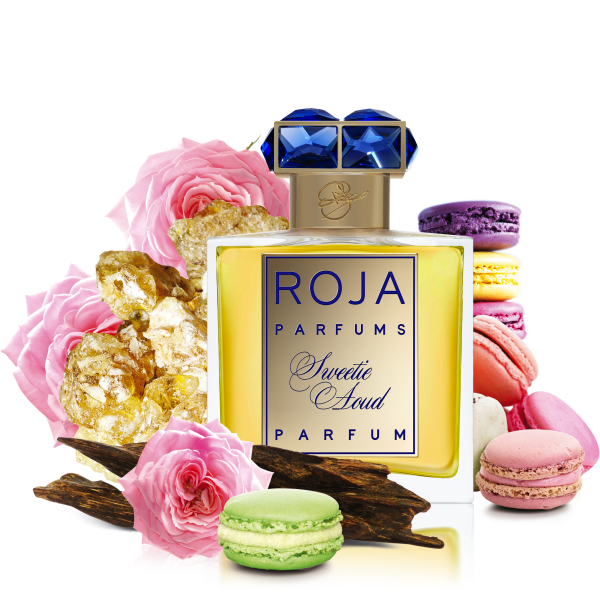 SWEETIE AOUD COLLECTION AOUD PARFUM - CARDAMOM AOUD &