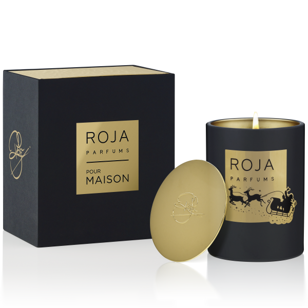 THE ESSENCE OF CHRISTMAS, CANDLE POUR MAISON