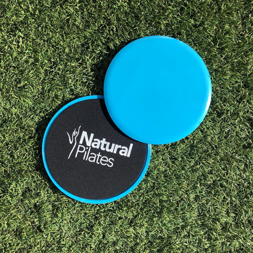Natural Pilates Sliders