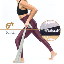 Load image into Gallery viewer, Natural Pilates FlexBands (Set of 4)