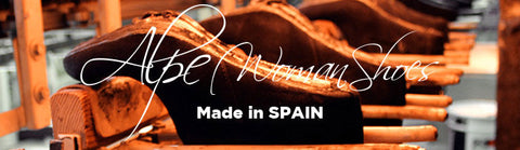 Alpe Shoes - Made in Spain