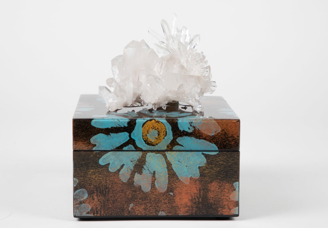 LACQUER FLOWER POWER BOX