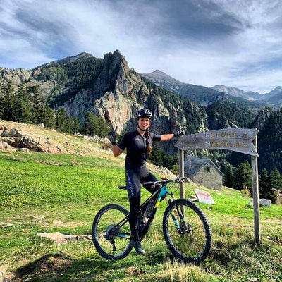 "Enjoying MTB by @<a href=""http://tatiana.luisi"">tatiana.luisi</a>..."