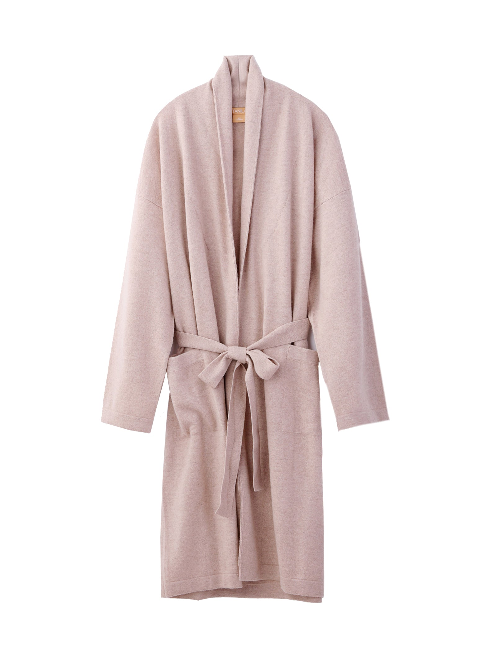CASHMERE LOUNGE GOWN