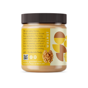 Load image into Gallery viewer, Honey Walnut Butter - 10 oz. Jar - COMING SOON