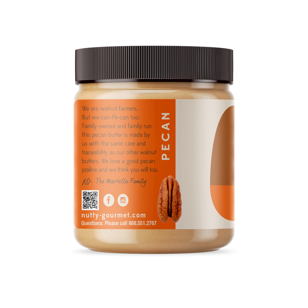 Pecan Praline Butter - 10 oz. Jar - COMING SOON