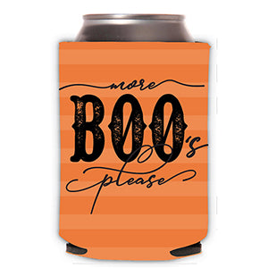More Boo Please Can Cooler
