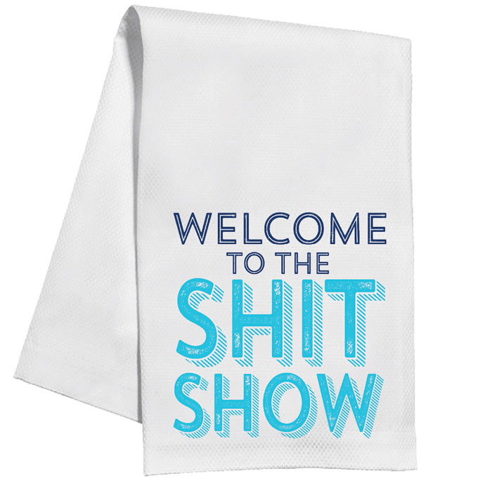 Shit Show Kitchen Towel