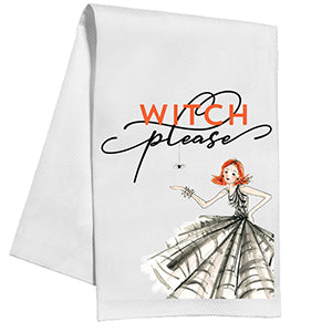 Witch Please Kitchen Towel