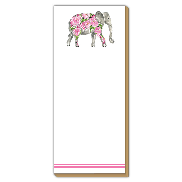Elephant Luxe Skinny List Pad