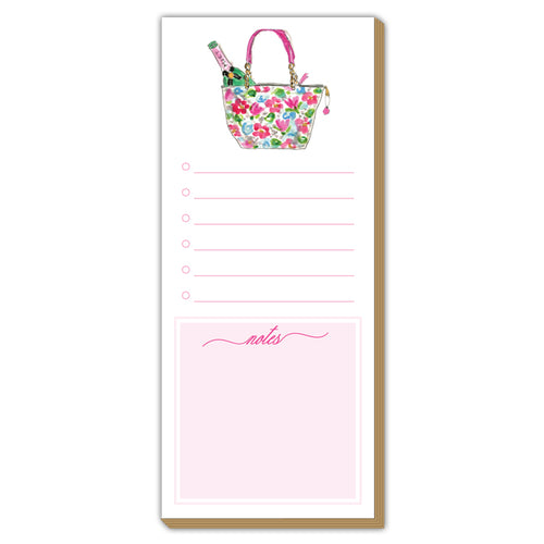 Pink Fashionista Luxe Skinny Pad