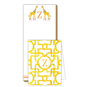 Animal Duo Z NotePad | NoteSet