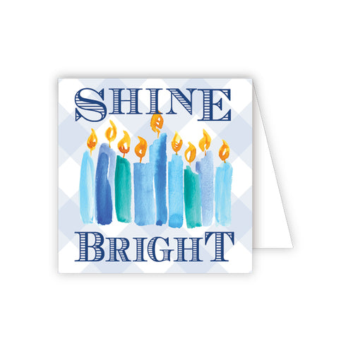 Shine Bright Enclosure Card