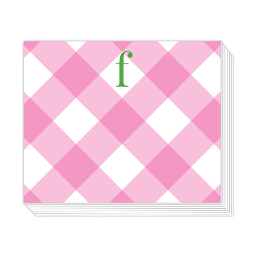 Buffalo Check F Notepad