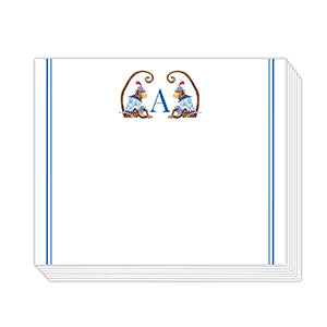 Animal Duo A Notepad