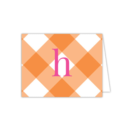 Buffalo Check H Folded  Note