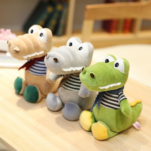 Peluche crocodile pour bebe | Univers Crocodile | Boutique