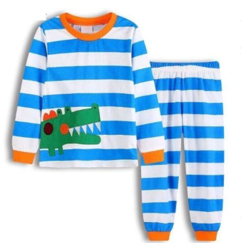 Pyjama Crocodile 3 ans | Univers Crocodile | Peluches