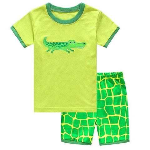 Pyjama Crocodile Enfant | Univers Crocodile | Peluches