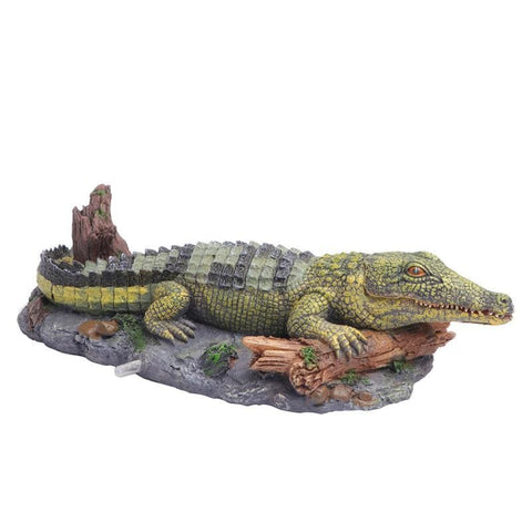 Statue Crocodile Aquarium | Univers Crocodile