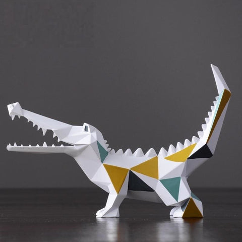 Statue Crocodile Design | Univers Crocodile | Boutique N°1