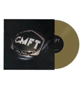 CMFT Vinyl - Gold Signed