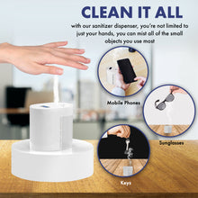Load image into Gallery viewer, Atmistphere Smart Mist Device - Automatic hands free Sanitizer