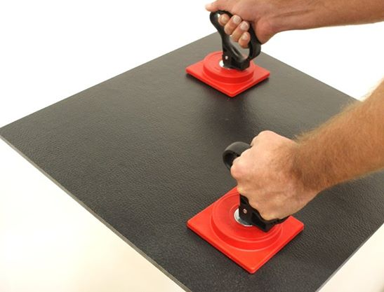 Square Suction Cup For Tile