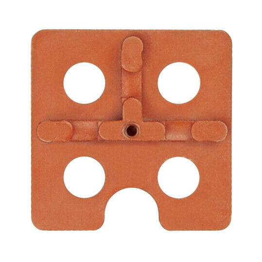 ATR Tile Leveling Alignment System T Spacers 2mm & 3mm for Brick/Subway Layout