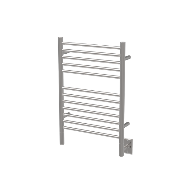 "Amba Jeeves E Straight Hardwired Towel Warmer 12 Bars W 21"" H 31"""