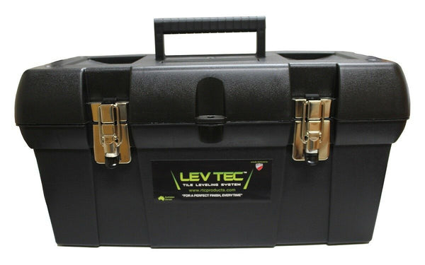 Lev-Tec Tile leveling System Kit: 1 Pliers, 500 Clips, 250 Wedge