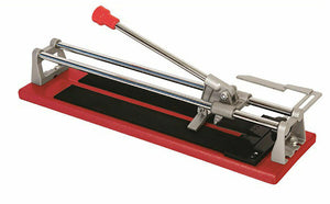 "DTA Economy Tile Cutter, Push Action Tile Cutter 13"" or 15.5"" Cutting Capacity"