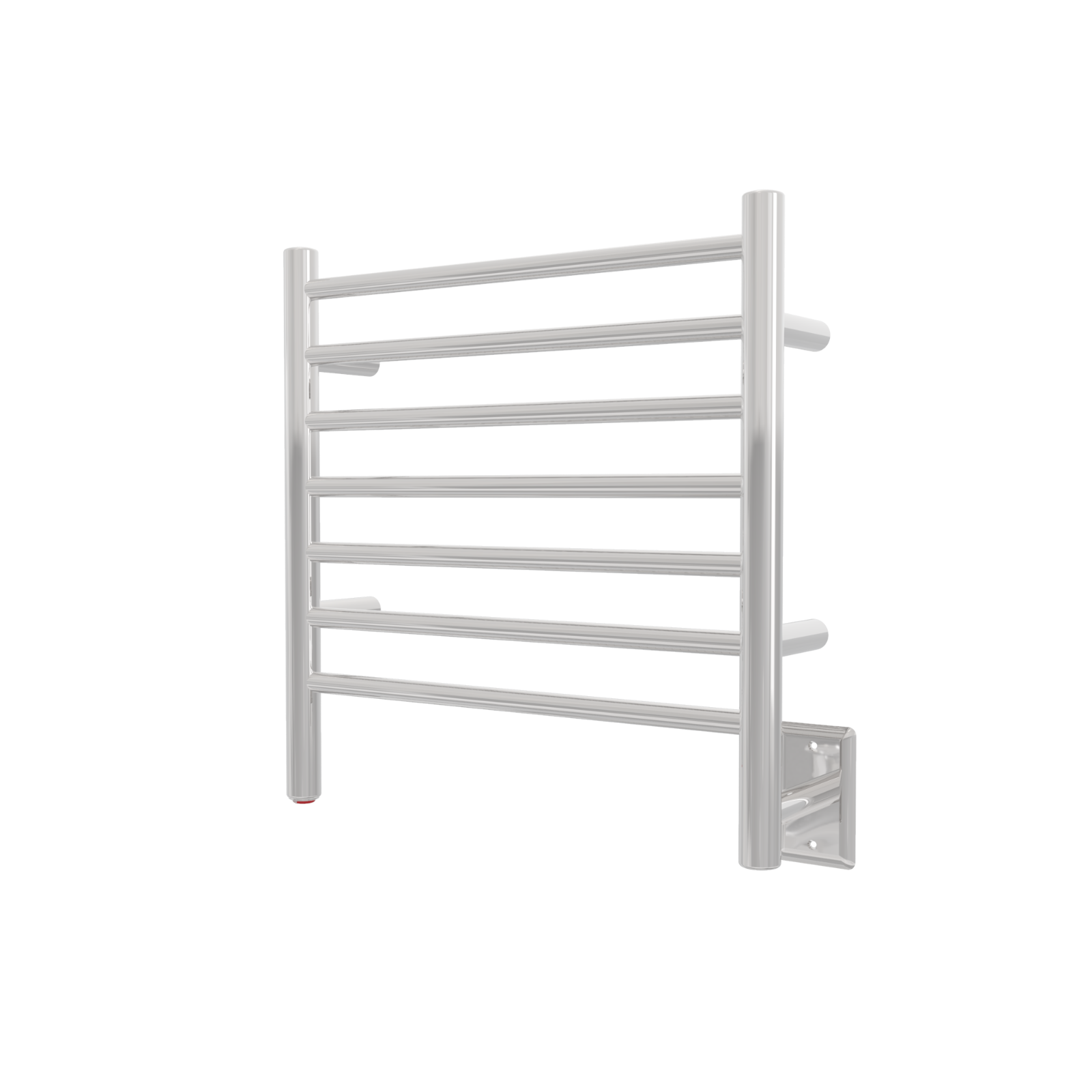 "Amba RWHS-SB Radiant Small Towel Warmer, Brushed W 20 3/8"" H 21 1/4"""