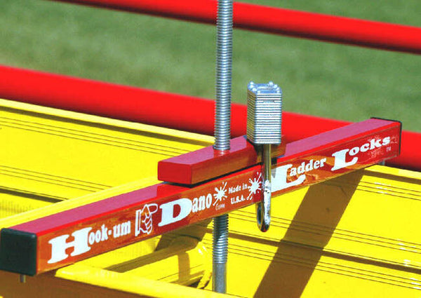 Ladder Lock For Truck Racks | Hook Um Dano J Bolt Ladder Lock For Truck Racks