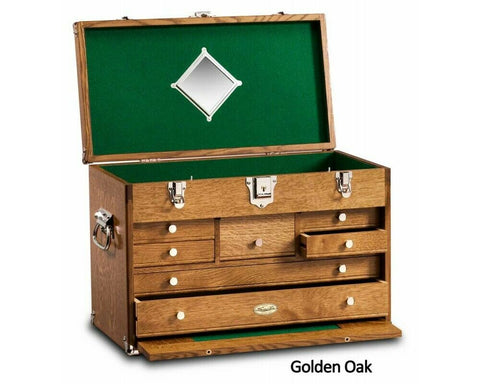 Gerstner 2007 Wood Chest for Tools, Hobbies, Jewelry & More, Gerstner USA